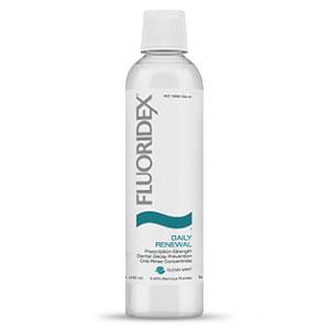 Fluoridex Daily Renewal Oral Rinse - Mint - 8.4 fl oz
